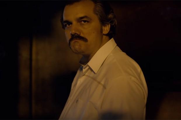 Wagner Moura, ou melhor, Pablo Escobar, está de volta (Foto: Reprodução)