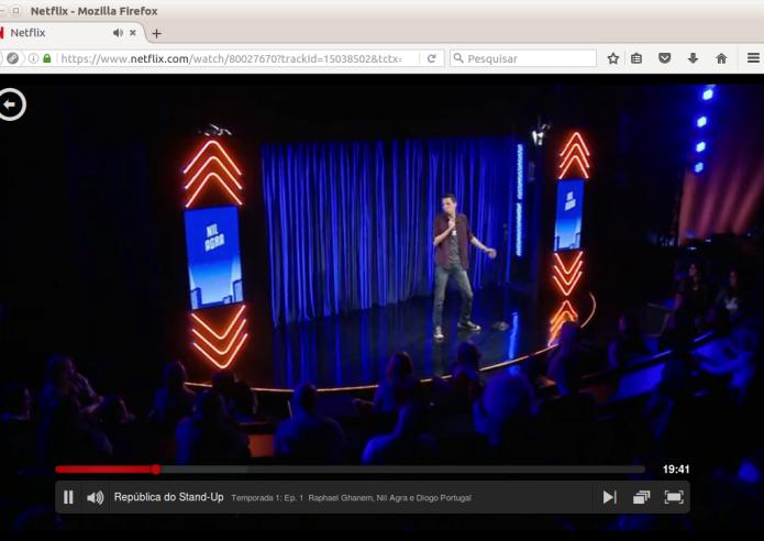 Saiba como configurar o Firefox 49 para reproduzir filmes do Netflix no Linux (Foto: Reprodução/Edivaldo Brito)