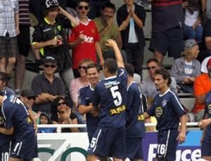 Auckland City vence amistoso no Japão (Foto: Divulgação / site Oficial)