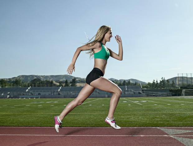 Corredora treinando (Foto: Getty Image)