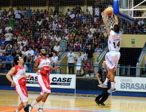 LSB Liga Sorocabana x América-SP - Paulista de basquete (Foto: Mirna Modolo/LSB)