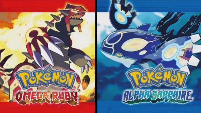 Pokémon Omega Ruby e Alpha Sapphire (Foto: Divulgação) (Foto: Pokémon Omega Ruby e Alpha Sapphire (Foto: Divulgação))