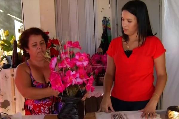 Extra: faça um vaso de flores com jornal e caixinha de leite. Confira (Rio Sul Revista)