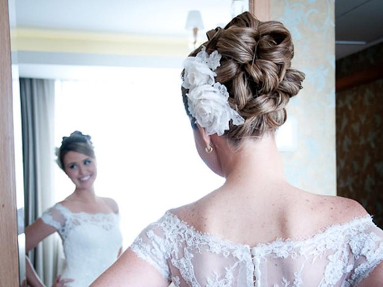 Penteado De Noiva Veja Tendências Para 2012 E Inspire Se