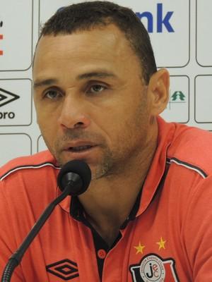 Fabinho Joinville técnico sub-20 (Foto: João Lucas Cardoso)