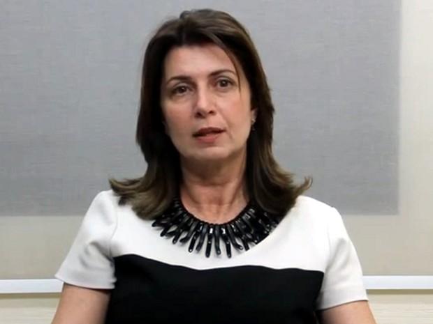 Silvia Ortiz, diretora-geral do Instituto Royal (Foto: Reprodução/Youtube)