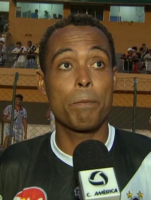 Volante Kiko do Mixto (Foto: Reprodução/TVCA)