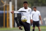 Com o fim da Copa Paulista, Diogo Vitor reforça o time sub-20 do Santos