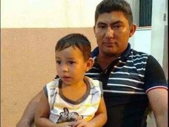 Menino de dois anos está desaparecido desde o dia 18 (Foto: Divulgação)