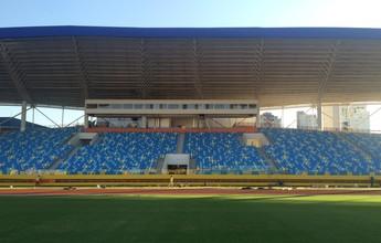 CBF libera, e Atlético-GO x Joinville reabre o novo Olímpico de Goiânia