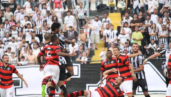 operário-pr x campinense, série d (Foto: Divulgação / Operário-PR)