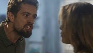 César é arrogante com Sirlene e termina tudo com a namorada