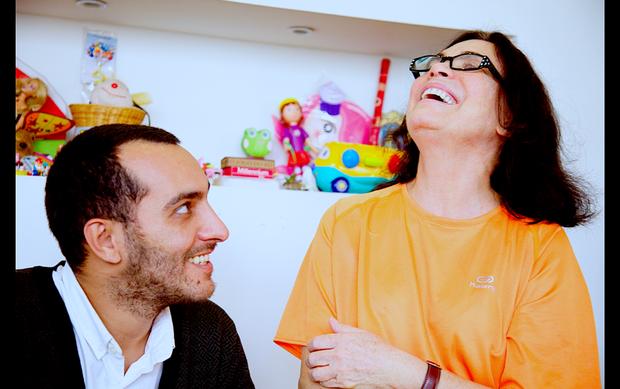 Candé Salles e Regina Duarte (Foto: Divulgação)
