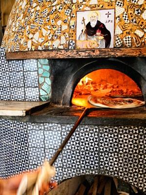 Amantes de pizza poderão apreciar a legítima pizza italiana (Foto: Nadia Magnacca./Divulgação)
