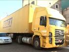 Polícia recupera carga roubada em carreta dos Correios em Açailândia