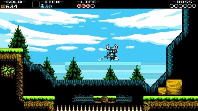 Shovel Knight ficará ainda mais habilidoso com alguns desses códigos (Foto: honestgamers.com)
