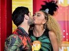 Sabrina Sato aposta no visual 'japa black loira' para o Carnaval do Rio