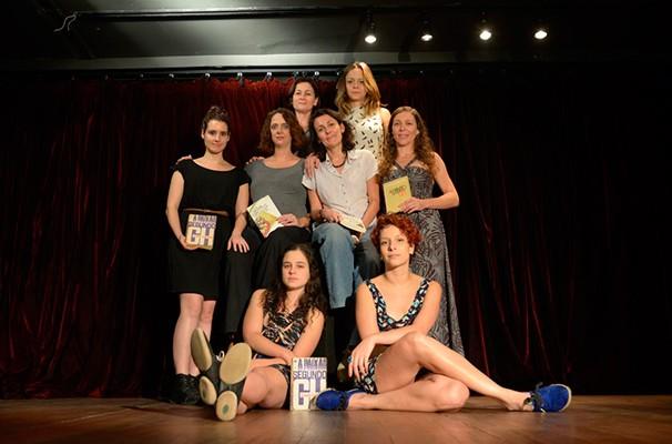 Nove atrizes dão voz a uma mulher só na leitura de 'A paixão segundo GH' (Foto: Divulgação)