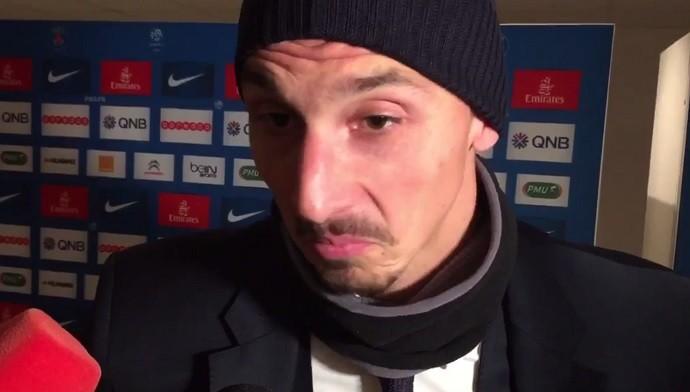 Ibrahimovic entrevista