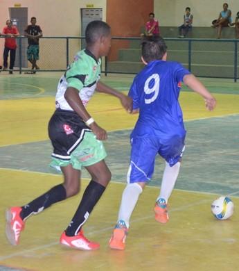 Roraimense de Futsal Sub-13 (Foto: Nailson Wapichana)