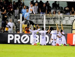 Gol Ricardo Oliveira Santos x Palmeiras