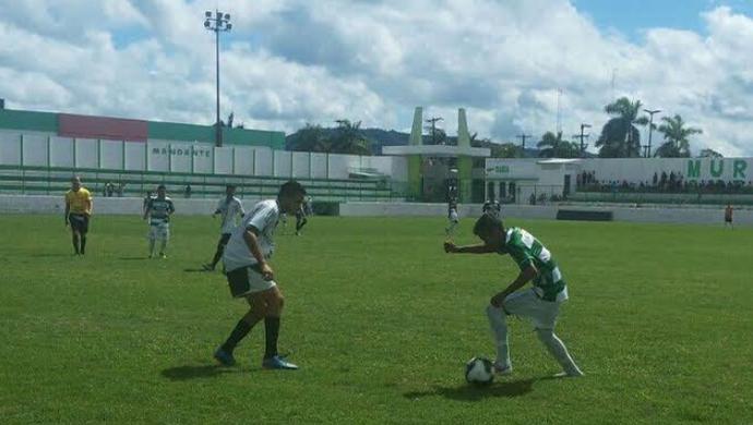 Campeonato Alagoano sub-20 - Murici x Dimensão Saúde (Foto: Jailson Colácio/Assessoria Murici)