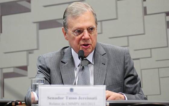Senador Tasso Jereissati  (Foto: Pedro França / Agência Senado)