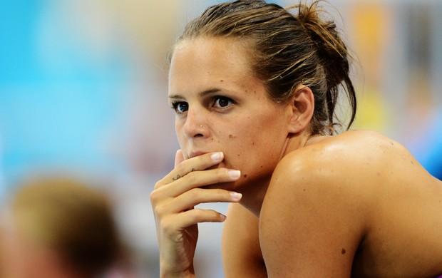 Laure Manaudou londres 2012 olimpiadas (Foto: Reuters)