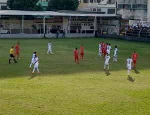 Campeonato Capixaba Sub-20 2015: Castelo x Real Noroeste (Foto: Matheus Dias/Real Noroeste FC)