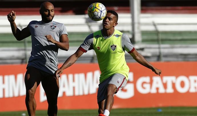 jonathan william matheus fluminense laranjeiras (Foto: Nelson Perez / FluminenseFC)