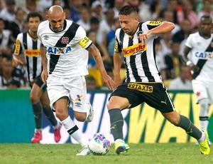 Guinazu e Elvis, Vasco x Botafogo