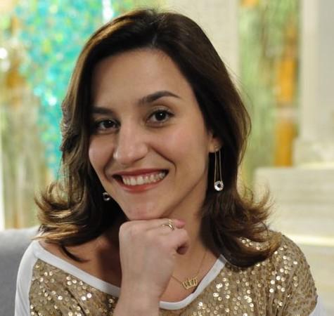 (Foto: Simone Gutierrez: Ariela em 'Cheias de charme'/Foto: TV Globo)