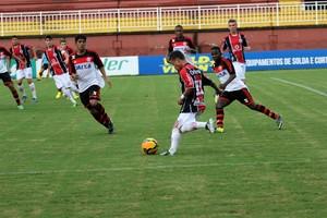 Joinville x Flamengo Copa do Brasil sub-17 (Foto: José Carlos Fornér/JEC)