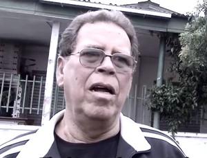 Holando Pinheiro da Silva, pai de Wanderlei Silva (Foto: Reprodução/Youtube)