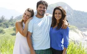 Carolina Dieckmann e Nanda Costa gravam cenas decisivas de Salve Jorge