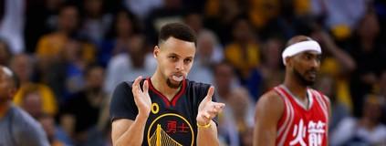 Veja os melhores momentos  de todas as partidas da NBA (Getty Images)