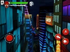Salve a cidade em Spider-Man: Total Mayhem