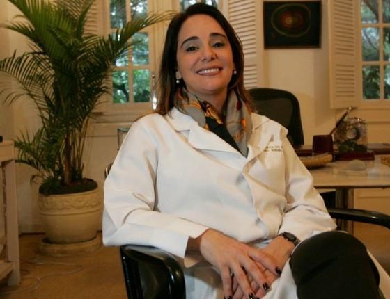 """Bárbara Machado escreveu o livro ao lado de Pitanguy: """" (Foto: Agência O Globo)"""