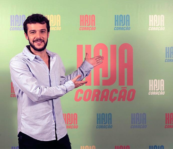 Jayme Matarazzo apresenta 'Haja Coração'! (Foto: Ellen Soares/ Gshow)