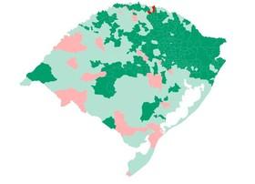 Sartori venceu em quase 93% dos municípios gaúchos (Reprodução)