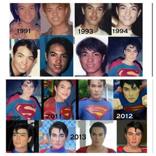 Herbert Chavez Philippine (Foto: Facebook / Reprodução)