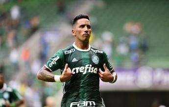 Após rescisão com o Palmeiras, Barrios acerta com o Grêmio por 1 ano