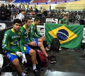 Brasil mundial de ciclismo  (Foto: Divulgação)