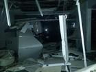 Grupo explode caixas eletrônicos do Banco do Brasil em Quebrangulo, AL