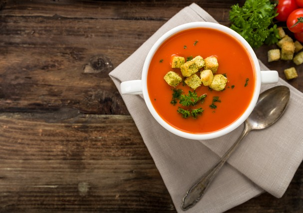 Sopa de cenoura fora do óbvio (Foto: Thinkstock)