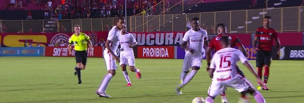 48059f7c5d Vitória x Internacional - Campeonato Brasileiro 2016 - globoesporte.com