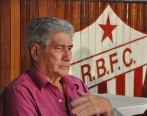 Wilson Barbosa (Foto: Manoel Façanha / Arquivo Pessoal)