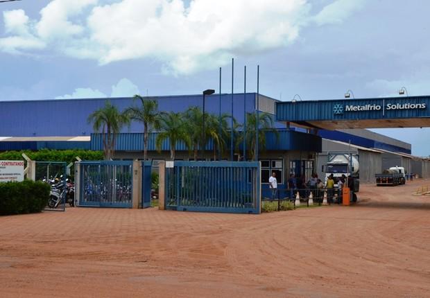 Unidade da Metalfrio Solutions no interior de São Paulo (Foto: Divulgação/Assecom)