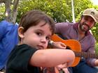 Eriberto Leão já pensa em segundo filho: 'Acho que a família aumenta sim'