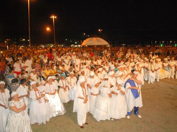 Festival vai reunir adeptos de religiões de matriz africana no anfiteatro do forte de Macapá (Foto: Divulgação Faaroyemon)